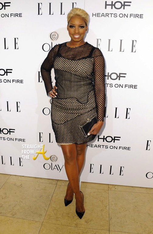 Nene Leakes Elle Women in Television 2014 7