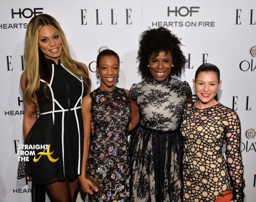 Orange is The NEw Black at Elle Women in Television 2014