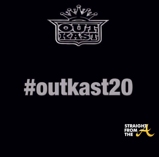 Outkast 20th Anniversary Tour