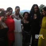 NEWSFLASH! Marlo Hampton Supports Her New BFF Kenya Moore…