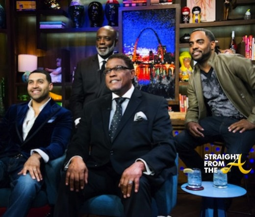 Real Househusbands Atlanta WWHL StraightFromTheA 2014-14