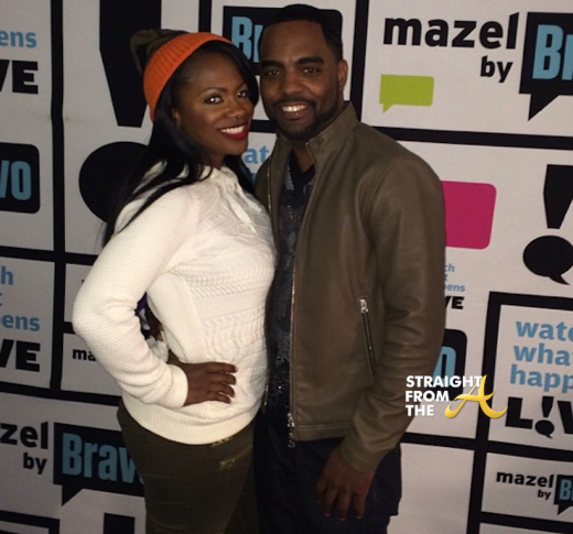Real Househusbands Atlanta WWHL StraightFromTheA 2014-15