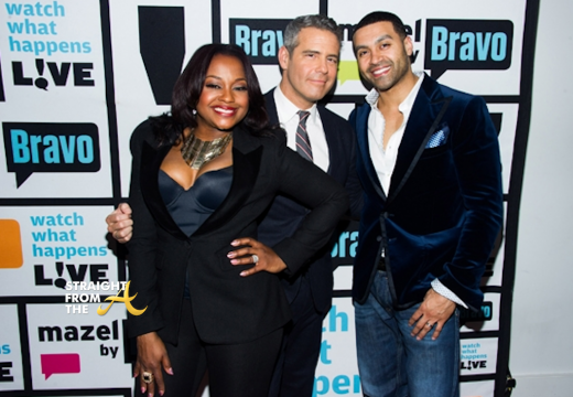 Real Househusbands Atlanta WWHL StraightFromTheA 2014-4