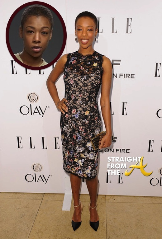 Samira Wiley Elle Women in Television 2014 1