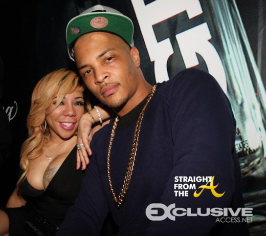ti & tiny ring in 2014 at Cameo Theatre in Miami presented by Gr