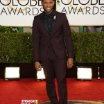 New 'Doo Alert! Usher Raymond Sheds His 'Baby Fro' For Golden Globe Awards… [PHOTOS]