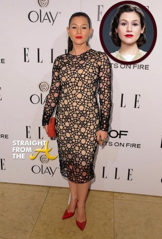 Yael Stone ELLE Women in Television 2014 1