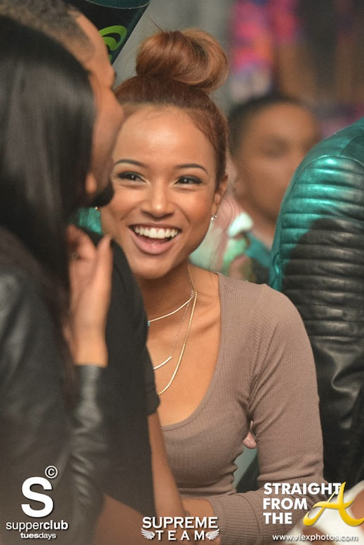 02-04 Supperclub - Karrueche