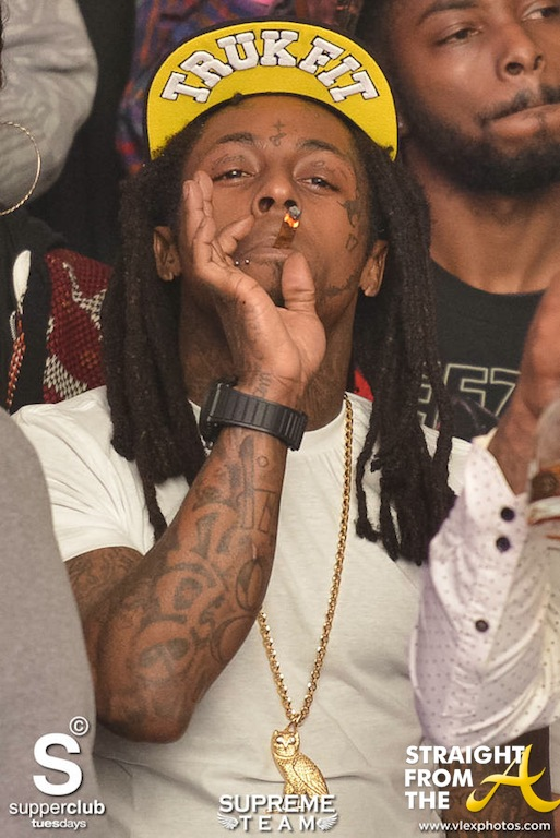 02-04 Supperclub - Lil Wayne