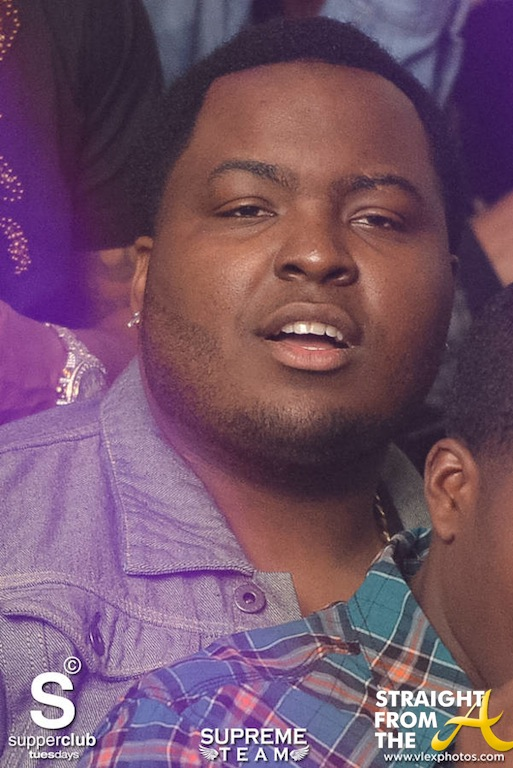 02-04 Supperclub - Sean Kingston
