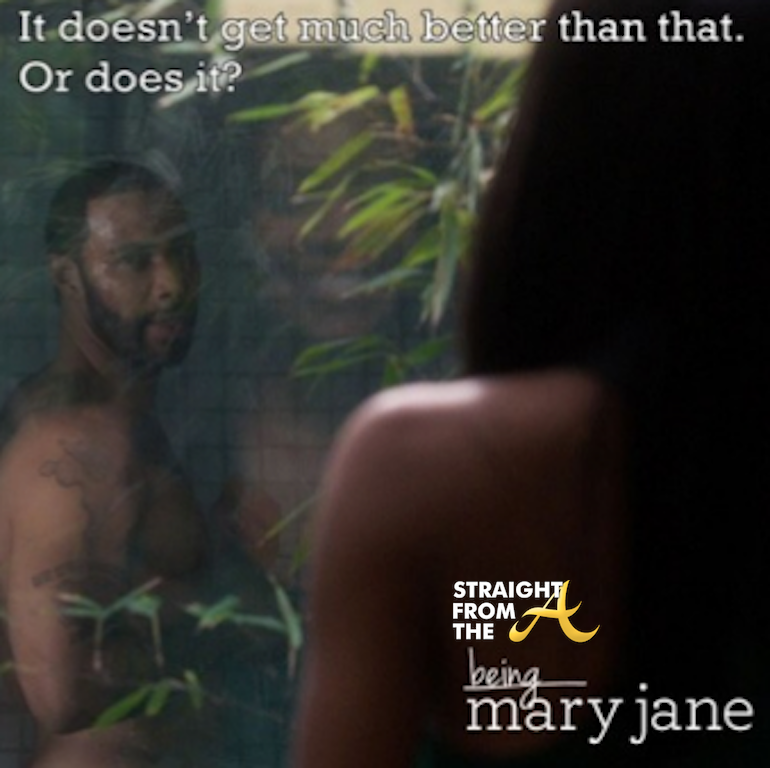 Being Mary Jane Quotes Mesmerizing Being Mary Jane Episode 48 StraightFromTheA 48