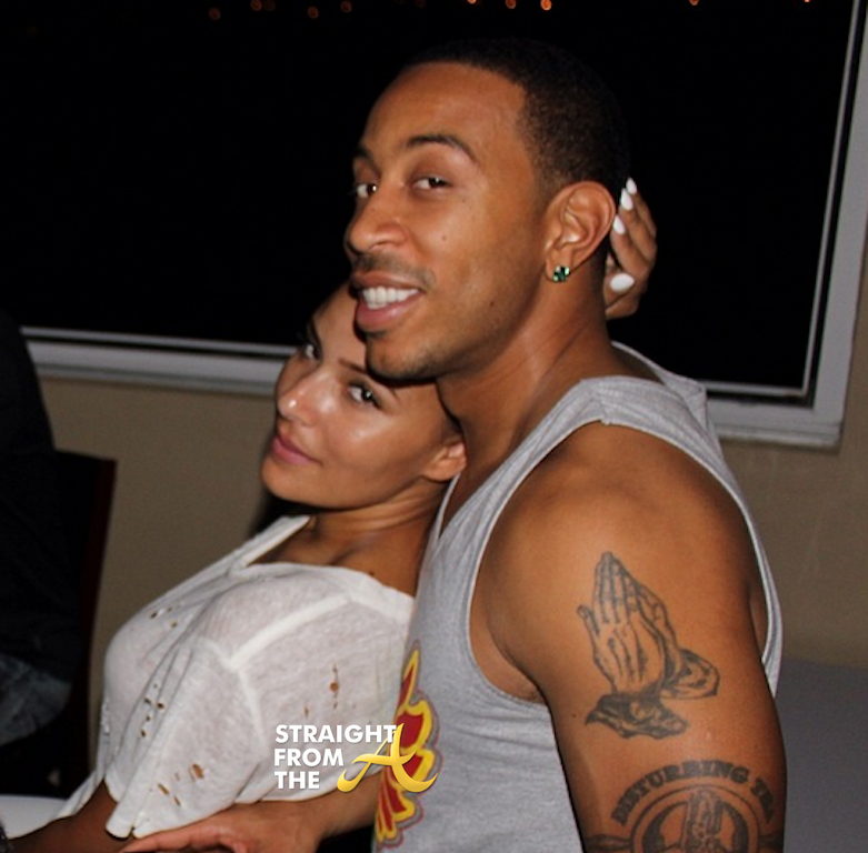 Baby Mama Drama! Ludacris' Child Support Case Continues