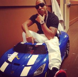 Ludacris StraightFroMTheA 2