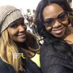 Michelle ATLien Brown Tameka Raymond StraightFromTheA 1