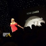 Nene Leakes Red Hot Truth Runway NYCFW 2014 StraightFromTheA-10