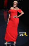 Nene Leakes Red Hot Truth Runway NYCFW 2014 StraightFromTheA-8
