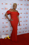 Nene Leakes Red Hot Truth Runway NYCFW 2014 StraightFromTheA-9