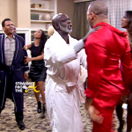 Peter Thomas Christopher Williams Pillow Talk Fight