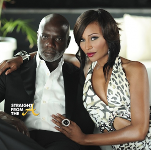 Peter Thomas Cynthia Bailey StraightFromtheA 2013