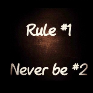 Rule Number 1 StraightFromTheA