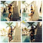 Shamra Star Bikini StraightFromTheA 2014
