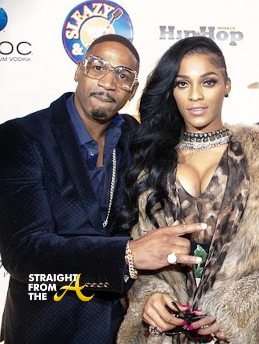 Stevie J. and Joseline Hernandez, Love & Hip Hop Atlanta 1