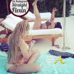 Tameka Tiny Harris Bikini Instagram 2014 2