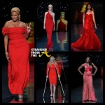 The Heat Truth Red Dress Collection 2014 5