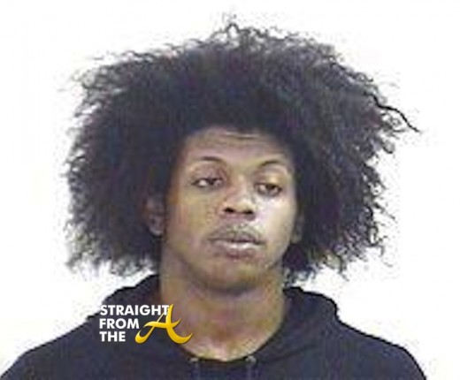 Trinidad James Nicholas Williams Mugshot 2014