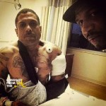 Benzino Shot - Stevie J Hospital Selfie StraightFromTheA