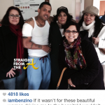 Benzino and Aunts in Hospital StraightFromTheA