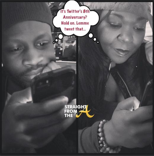 Funky Dineva Michelle ATLien Brown Twitter StraightFromTheA 2014