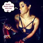 Instagram Flexin: Stevie J's 'Coke Nose' Photobombs Joseline Hernandez… [PHOTOS]