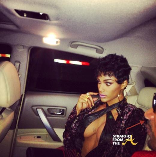 Joseline Hernandez Instagram StraightFromTheA 2014 4