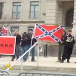 KKK Rally Atlanta 2014 2