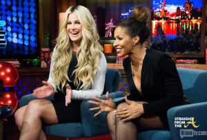 Kim Zolciak Sheree Whitfield WWHL 031614 StraightFromTheA 6