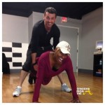 NeNe-Leakes-Doing-Pushups-With-Tony-Dovolani-Dancing-With-the-Stars