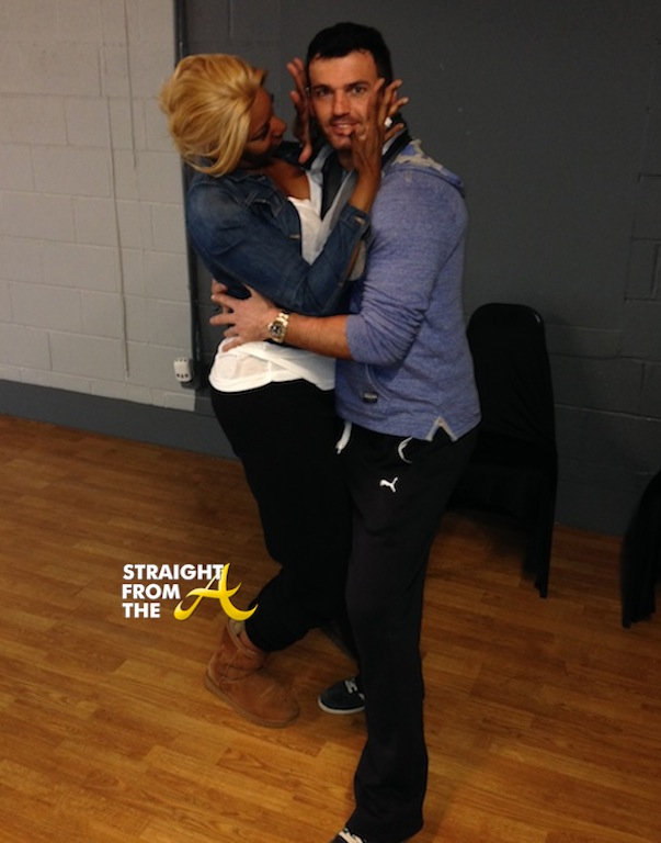 Dancing with the stars 2019 peta and james hookup