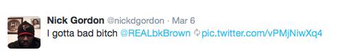Nick Gordon Tweet 3
