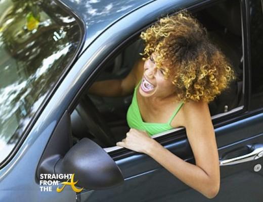 Road Rage StraightFromTheA