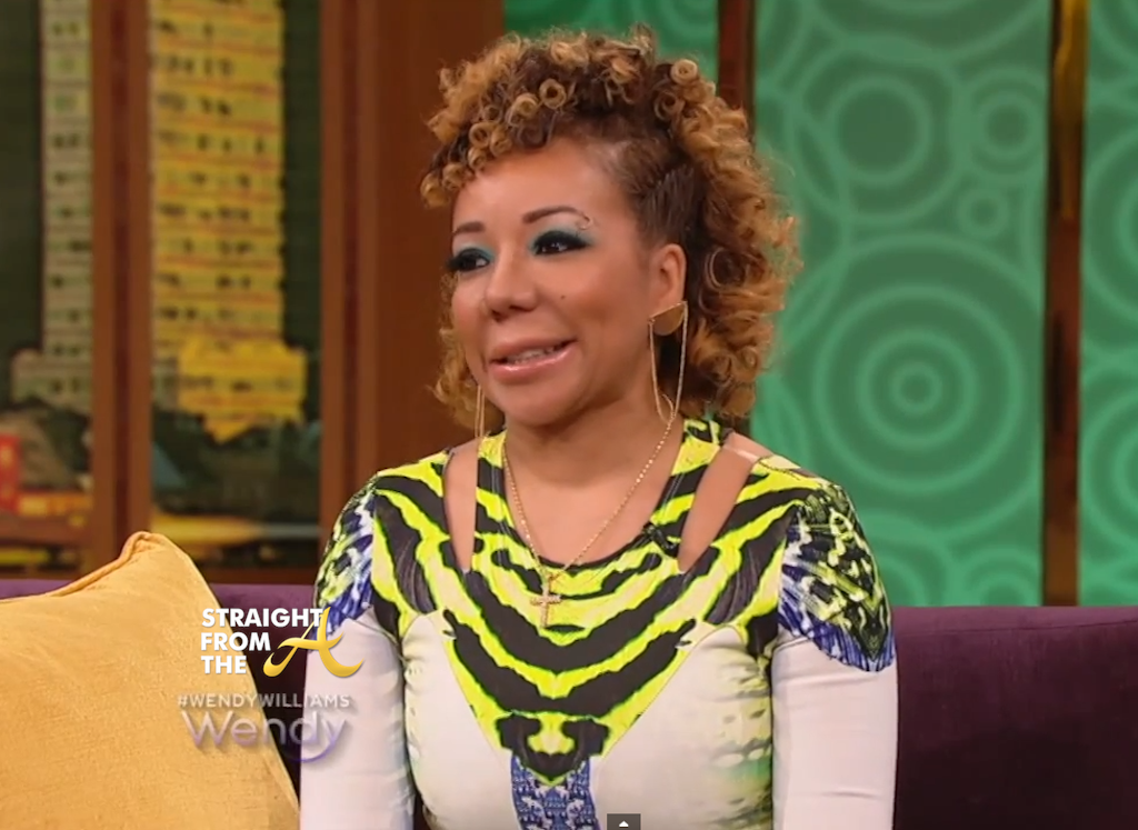 Wendy Williams Grills Tameka Tiny Harris About Plastic Surgery