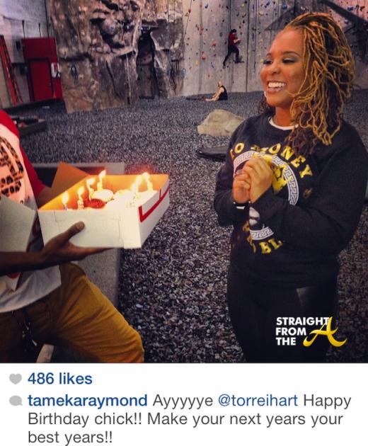 Torrei Hart StraightFromTheA 2014