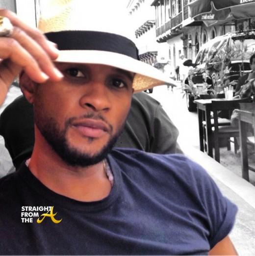 Usher in Panama 2014 StraightFromTheA 6