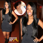 porsha stewart - august 2013 vs March 2014