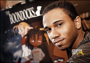Aaron McGruder Boondocks
