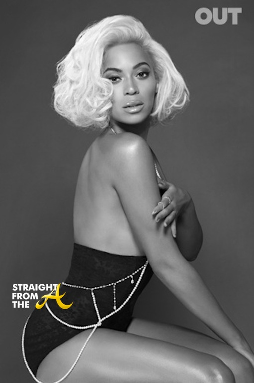 Beyonce Out Magazine - StraightFromTheA-5