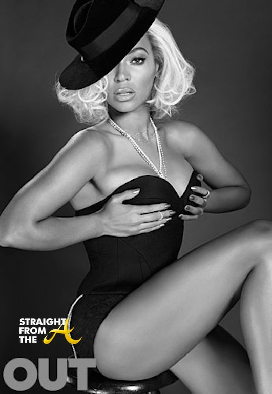 Beyonce Out Magazine - StraightFromTheA-6