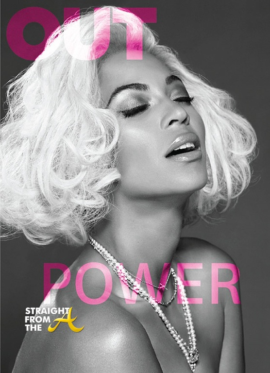 Beyonce Out Magazine - StraightFromTheA-7