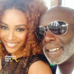 CAUGHT ON TAPE!! Peter Thomas Cheating on #RHOA Cynthia Bailey??? [VIDEO] + His Response…