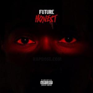 Future Honest Album Standard Cover StraightFromTheA